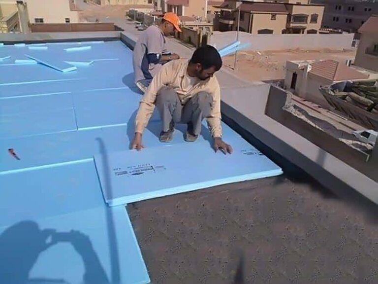 شركة عزل في الشارقة 0588572030 جميع انواع العوازل – شركة درة البيت