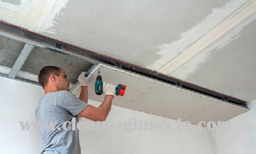 شركة تركيب جبس بورد في عجمان 0588572030 اسقف معلقة وجدرات وعازل للصوت وديكورات