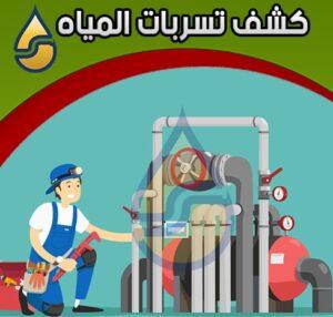 شركة كشف تسربات المياه في عجمان